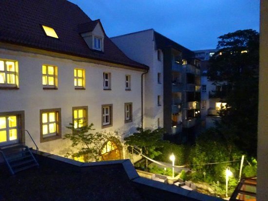 Mercure Hotel Erfurt Altstadt: das Gegenueber