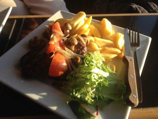 The Hoy: Steak