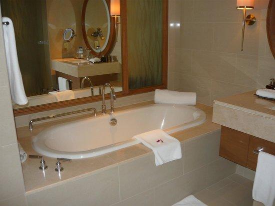 Anantara Eastern Mangroves Hotel & Spa : bagno
