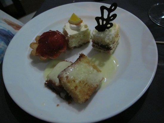 Velidhu Island Resort: Dessert