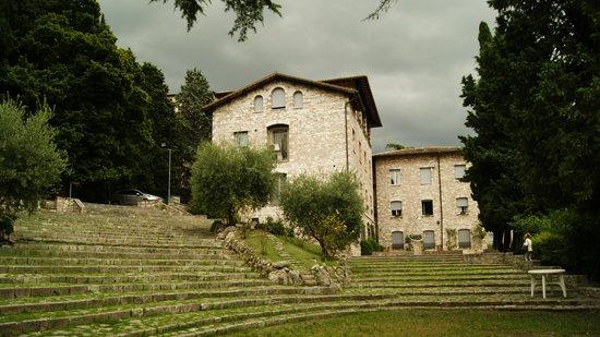 Cittadella Ospitalita : camere con vista sull'anfiteatro