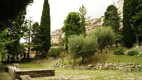 Cittadella Ospitalita : anfiteatro