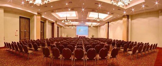 Sol de Oro Hotel & Suites: Salón Empresarial