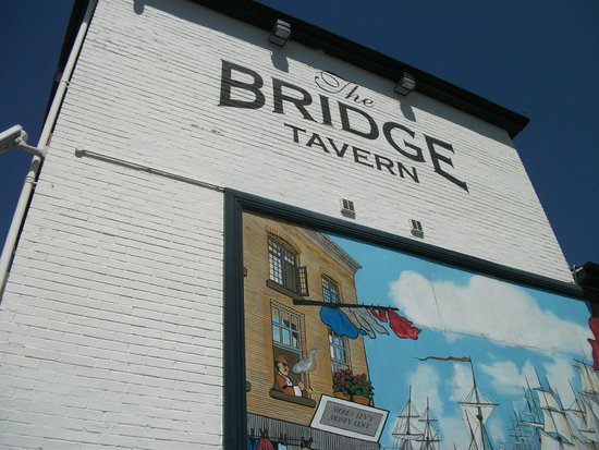 The Bridge Tavern, Old Portsmouth