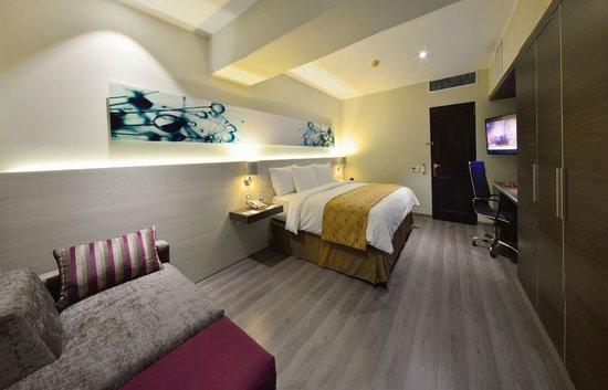 Sol de Oro Hotel & Suites: Habitación Superior
