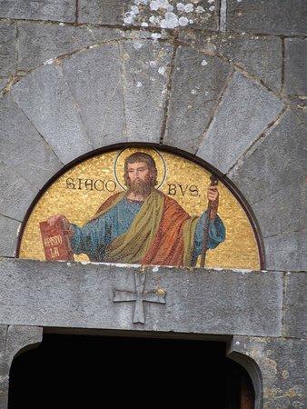 Castello di Brolio : A disciple
