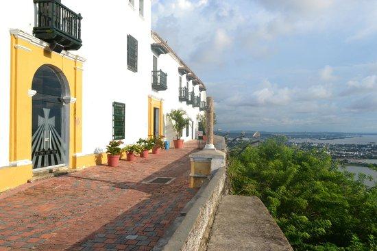 Convento La Popa de la Galera: Convento
