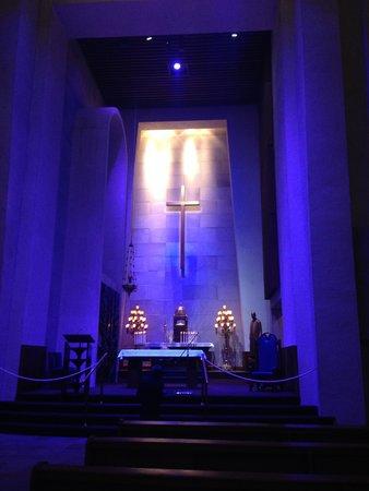 St. Joseph's Oratory of Mount Royal: The Chapel