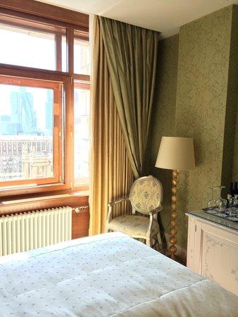 Radisson Royal Hotel Moscow: Room 1234.