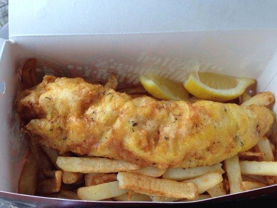 Mariner's Wharf: Yummy!
