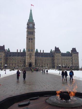 Colina del Parlamento: Parliment