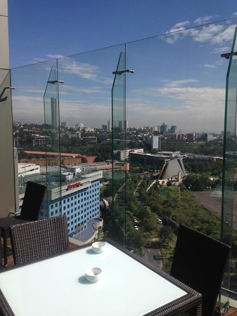 JW Marriott Hotel Mexico City Santa Fe: View Executive Lounge - Coffee Time