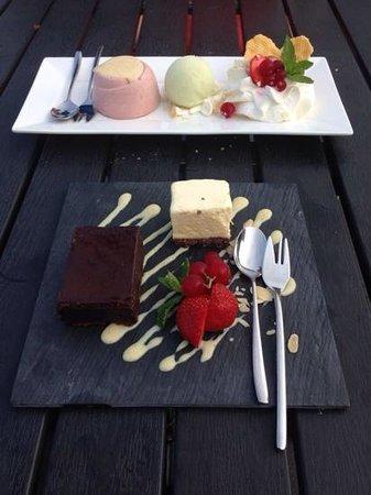 Blond lunch & diner: desserts!