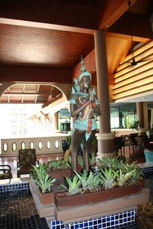 Novotel Phuket Vintage Park: hall