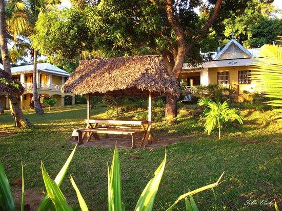 Chanty Beach Hotel : Villa e bungalow