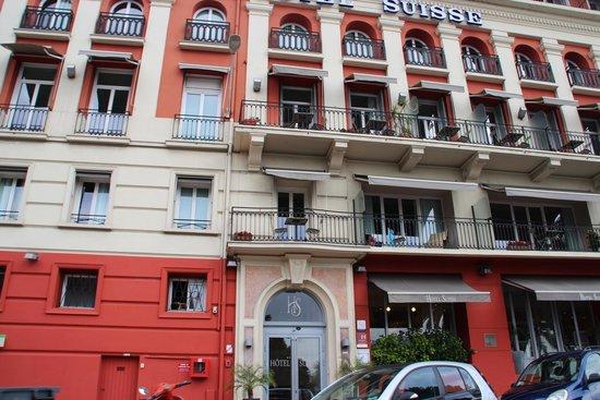 Hotel Suisse: Отель Suisse