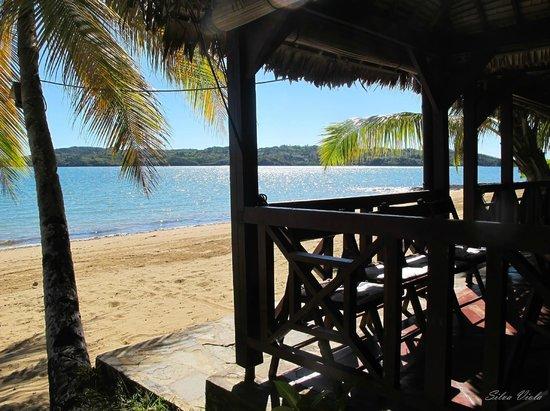 Chanty Beach Hotel: Dal Ristorante