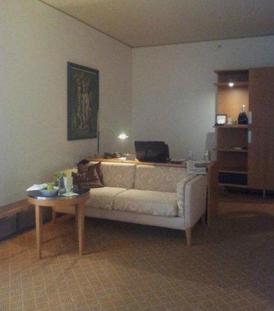 Swissotel Berlin : Suite