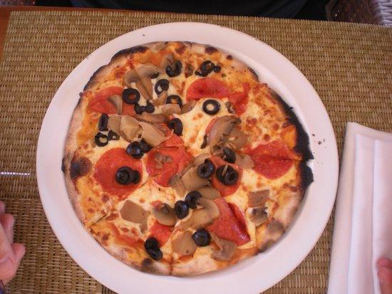 Catalonia Royal Bavaro: Pizza