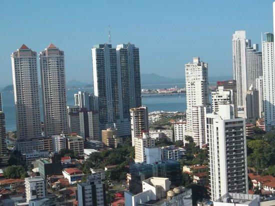 Eurostars Panama City: vu du 27