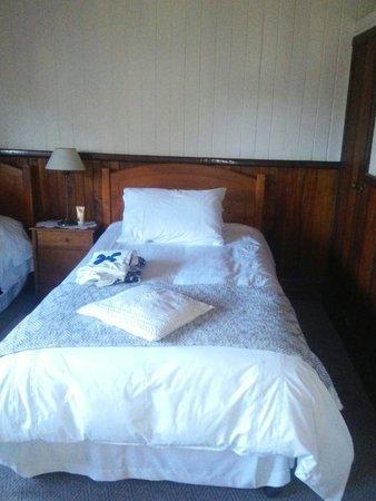 Hotel O. Gudenschwager: Camas de ensueño... para tener un sueño reparador sin lugar a dudas