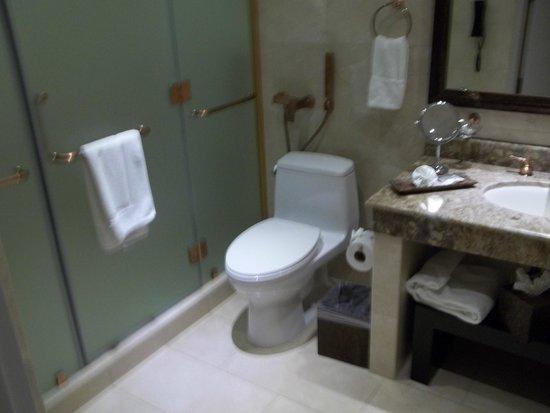 Eurostars Panama City: avec douche