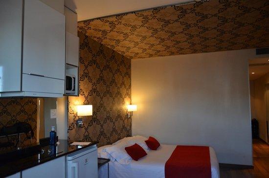 ApartoSuites Jardines de Sabatini: Apartamento