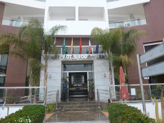 Appart hotel founty beach agadir recenze a srovn n for Appart hotel 56