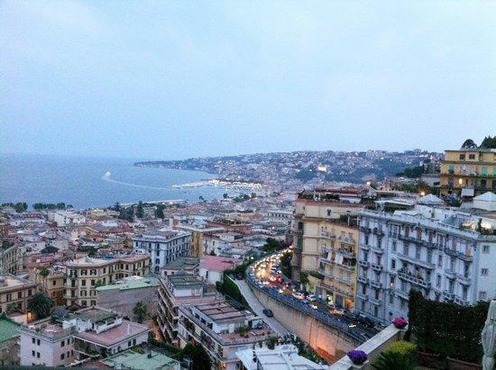 Britannique Hotel : Naples' bay