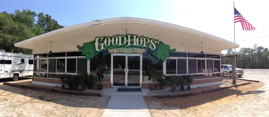 ‪Good Hops Brewing‬