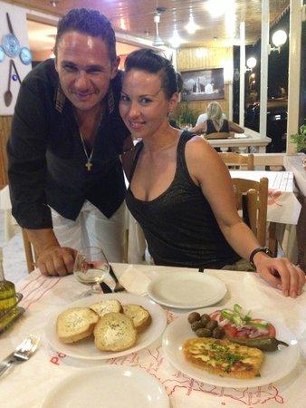 "Michalis Restaurant Cafe Bar : ""starters"""