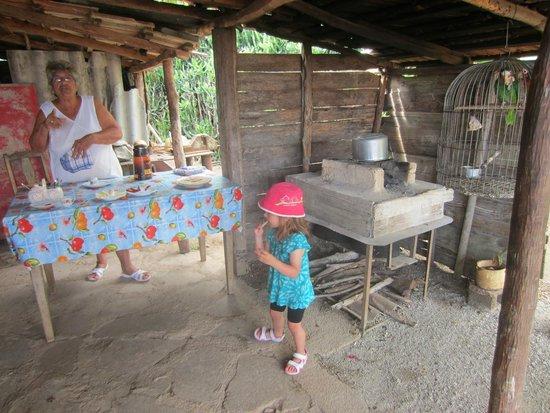 Hotel Playa Pesquero : Nous sommes bien recus a la ferme