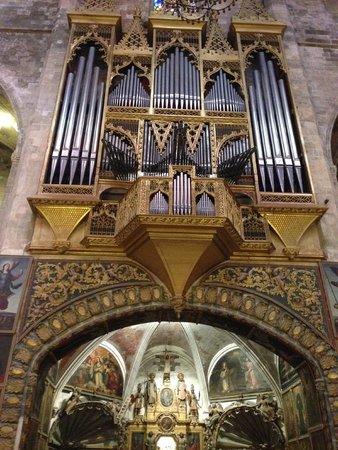 Catedral de Mallorca: Organ