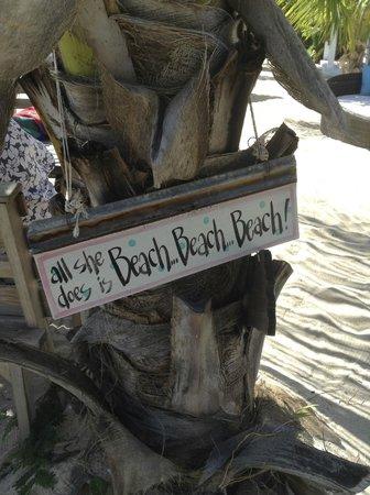 Jacqui O's BeachHouse : yeah!
