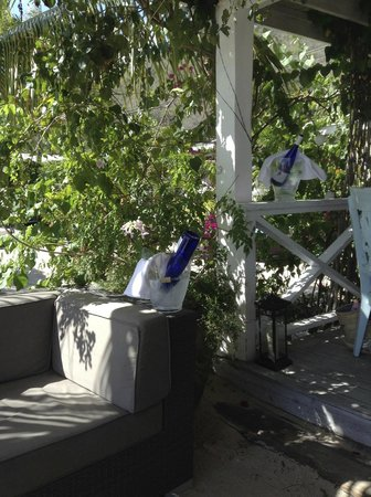 Jacqui O's BeachHouse: bottle in waiting