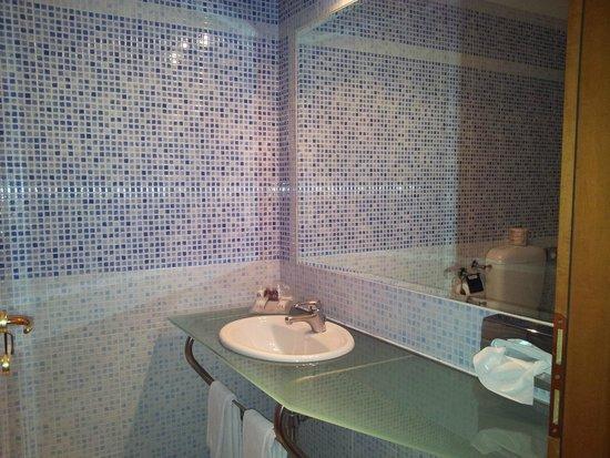 CDH Hotel Villa Ducale: Vista specchiera
