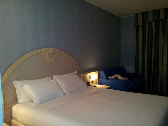 CDH Hotel Villa Ducale: Zona letto
