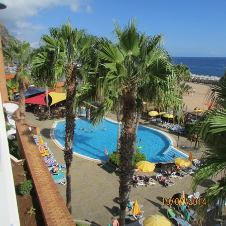 Savoy Calheta Beach: View from room