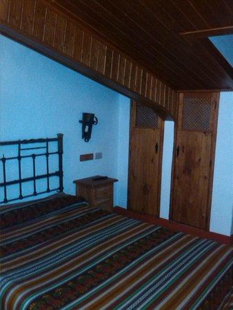 Posada el Tempranillo: habitacion