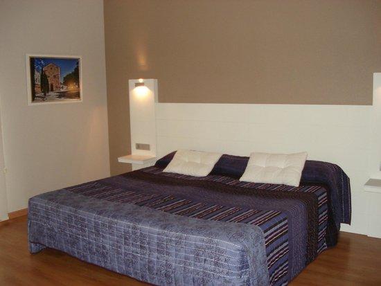Hotel Fuente El Cura : Cama king size