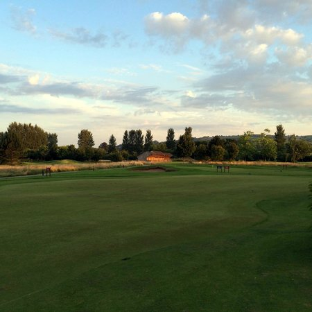 Hilton Belfast Templepatrick Golf & Country Club: Golf course