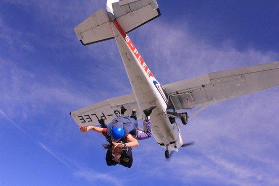 Peterlee Parachute Centre: Unbelievable photos!