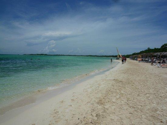 Pestana Cayo Coco All Inclusive Beach Resort : Praia