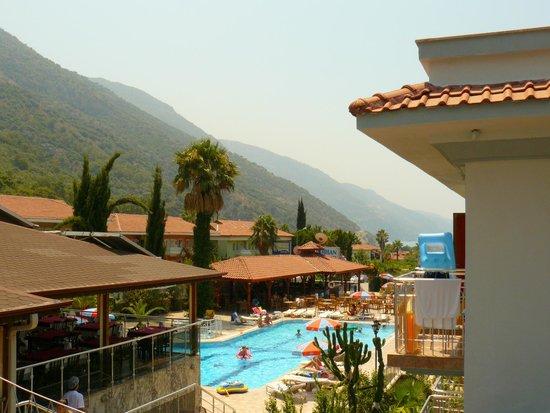 Dorian Hotel: Вид из номера