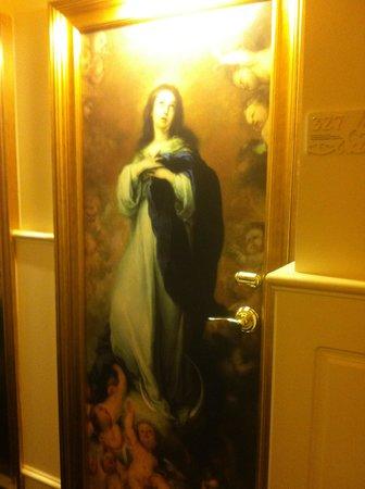 Gran Melia Colon : puertas