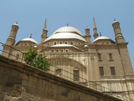 Mohamed Ali Mosque: x