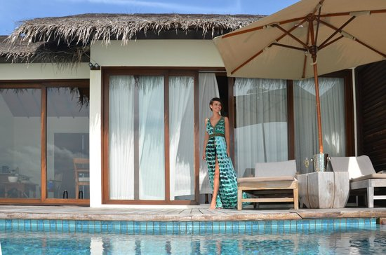 The Residence Maldives: Our Pool Vila