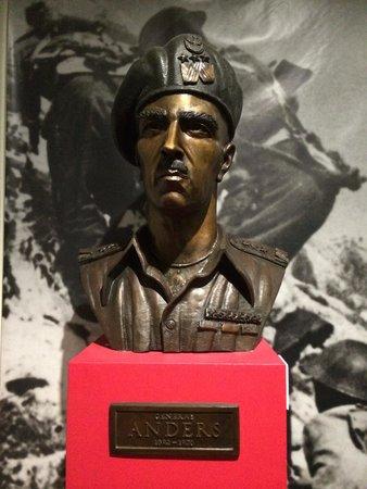 Polish Army Museum (Muzeum Wojska Polskiego): Generaal Anders