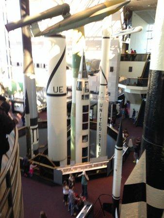 Museo Nacional del Aire y el Espacio: in Museum
