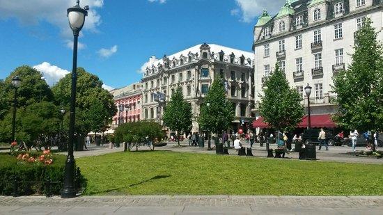 Radisson Blu Scandinavia Hotel: Fine dinning near by